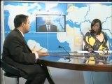 Emission télévisée au bénin avec le PDG Alain GUERRERO