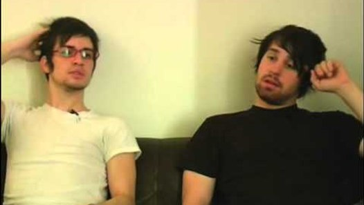 Panic! At the Disco 2006 interview - Brendon Urie and Jon ...