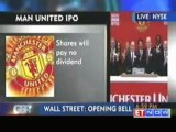 Manchester United IPO lists on NYSE, expects to raise $233mn