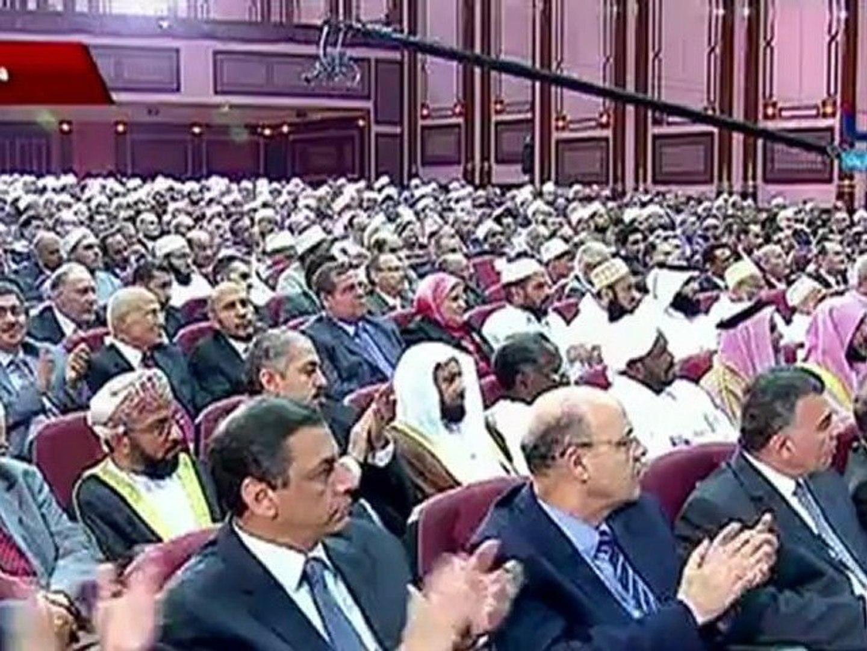 Presidente egipcio toma riendas