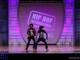 Les TWINS 2012 World Hip Hop Dance Championship