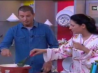 Ali Baddou - Poulet Rôti Et Pommes De Terre