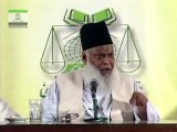 Why our prayers are not answered? Dua aur Qubooliat? Answered BY Dr Israr Ahmad.