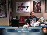 Miesha Tate on MMAjunkie.com Radio