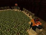[Vidéo Minecraft] - Partie de spleef dans le nether sur le serveur WaxCity - WaxAttack FR