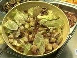 Cuisine : Recette de salade auvergnate