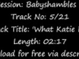 5_21 - The Libertines - Babyshambles Session 1 - What Katie Did