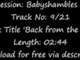 Babyshambles - The Babyshambles Sessions 1 - Back From The Dead