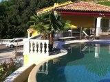 Villa à vendre Saint Isidore Collines Nicoises (06200) immobilier -  piscine 6 piéces 250m2