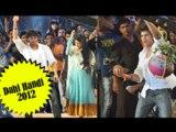 Hrithik Roshan Breaks Dahi Handi   Performs @ Sankalp Pratisthan Dahi Handi