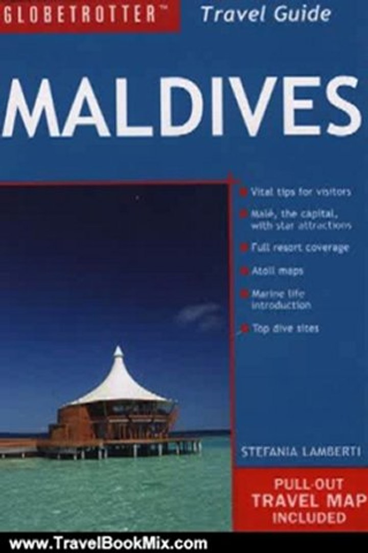 Travel Book Review: Maldives Travel Pack (Globetrotter Travel Packs) by Stefania Lamberti