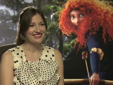 Kelly MacDonald Interview -- Brave