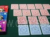 Cartes marquées:modiano-texas hold'em Cartes marquées
