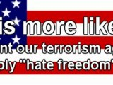 Occam's Razor and Terrorism (they hate freedom)