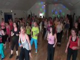 Zumba party Poitiers Juillet 2012 cadence 3 fitness