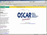 OSCAR - Logging onto the System