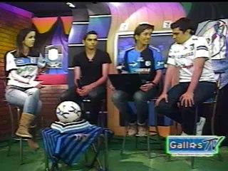Gallos TV, Programa del 13/08/2012