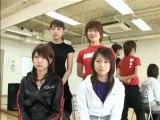 Interview Haruna Ono & Dance lesson (2006)