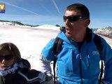 Vacances insolites : skier en plein été c'est possible