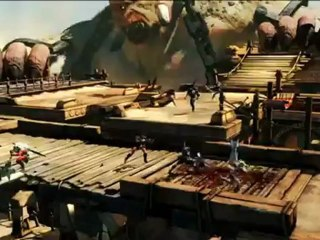 Multiplayer Trailer (Gamescom 2012) de God of War : Ascension