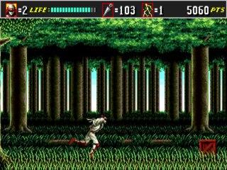 Shinobi 3 [Megadrive/Genesis] partie 01