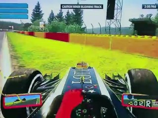F1 2013 Gamescom 2012 Gameplay: