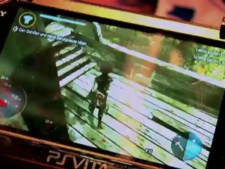 Assassin's Creed: Liberation Vita Gamescom 2012