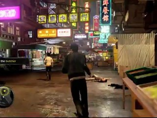 Sleeping Dogs First Mission