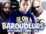25G ft. Seth Gueko et Wira - Baroudeurs