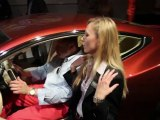 Aston Martin Vanquish Frankfurt Presentation