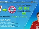 Le Bayern Munich dépense 40 M€ pour Javi Martinez !