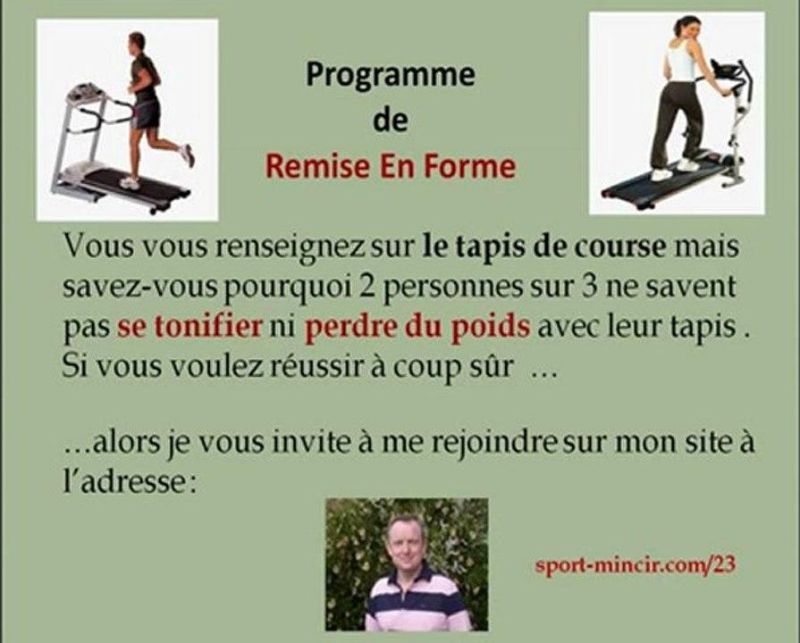Tapis De Course Decathlon Tc 530 Domyos Vidéo Dailymotion