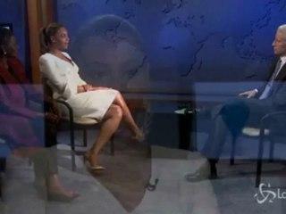 Beyoncé intervistata alle Nazioni Unite per la giornata mondiale umanitaria @BeyonceTribe