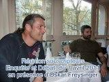 "Oskar Freysinger : ""Alain Soral est intelligent mais c'est un antisémite viscéral"""