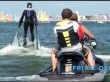 Presse Océan a testé pour vous le Flyboard
