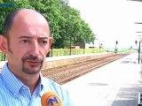 Spoor Groningen-Leeuwarden op de schop - RTV Noord