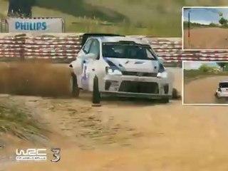 Argentina gameplay footage de WRC 3