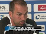 Markus Babbel richtet sich gegen Idioten und Pyrotechnik