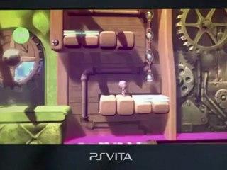 Official Trailer Gamescom 2012 de LittleBigPlanet