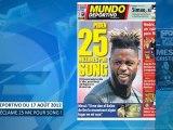Foot Mercato - La revue de presse - 17 Août 2012