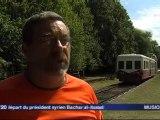 La passion du rail à Vouziers (08)