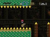 Kouhai Mario 2 + Yoshi coins Part.06 - Le niveau le plus dur du monde !!!! Bis