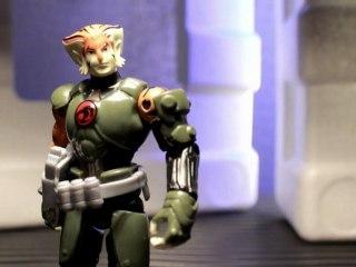"CGR Toys - THUNDERCATS: 4"" Modern Tygra figure review"
