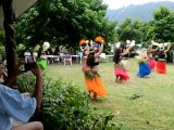 Henua Haka danse chez Rose Corsaire 1de2