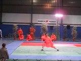 Taolu de Shaolin par Shi Miaofeng de Toulouse