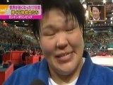 20120813 女子レスリング浜口京子、残念。