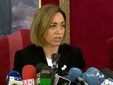 Chacon anuncia la muerte de 5 soldados españoles
