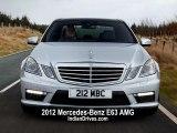 2012 Mercedes-Benz E63 AMG : First Look