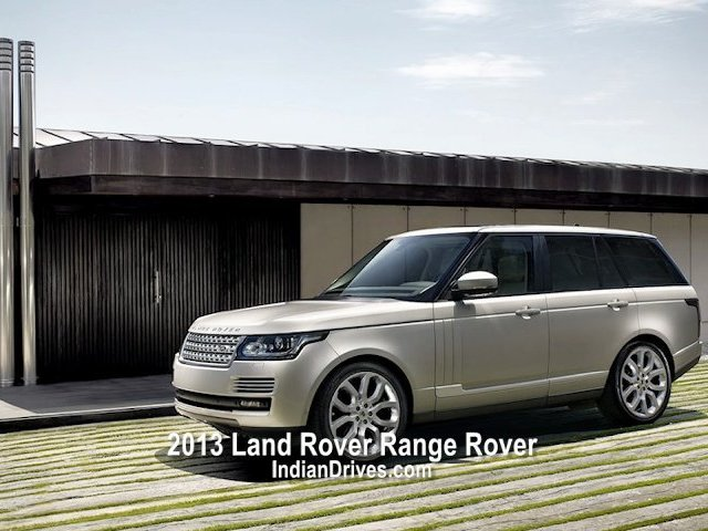 2013 Land Rover Range Rover – First Look
