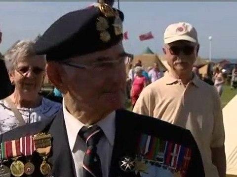 Jacques Nadeau, vétéran du débarquement canadien